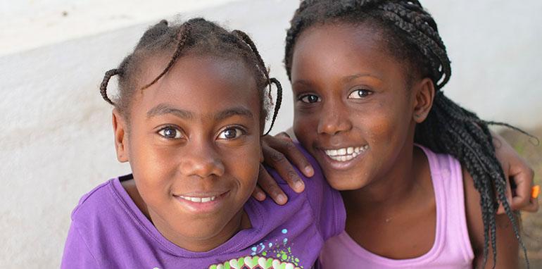Juliana and Carmelle Homepage